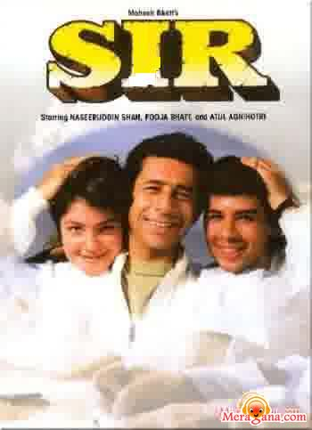 Poster of Sir (1993) - (Hindi Film)