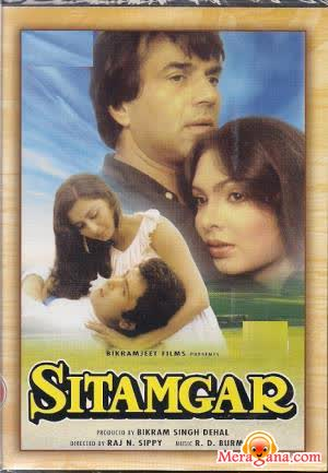 Poster of Sitamgar+(1985)+-+(Hindi+Film)