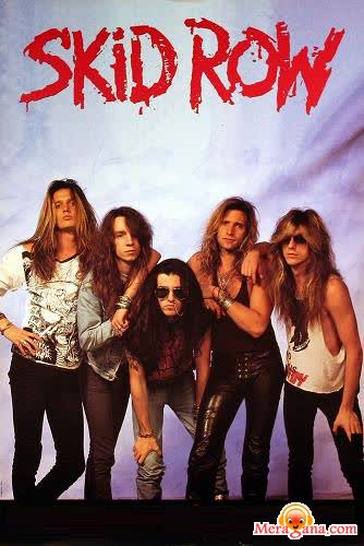 Poster of Skid Row - (English)