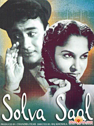 Poster of Solva Saal (1958) - (Hindi Film)