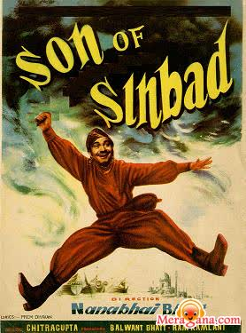 Poster of Son Of Sinbad (1958)