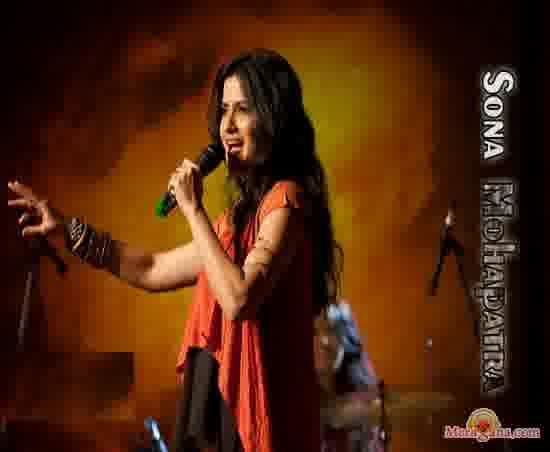 Poster of Sona Mohapatra - (Indipop)