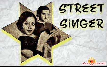 Poster of Street Singer (1938) - (Hindi Film)