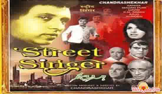 Poster of Street Singer (1966) - (Hindi Film)