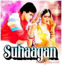 Poster of Suhagan (1964)
