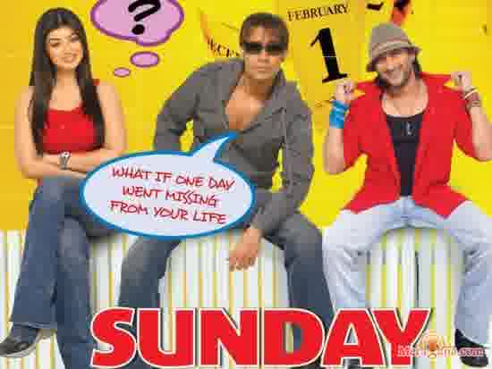 Poster of Sunday (2008)