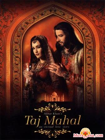 Poster of Taj Mahal (2005)