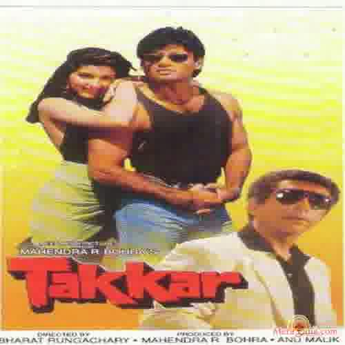 Poster of Takkar (1995) - (Hindi Film)
