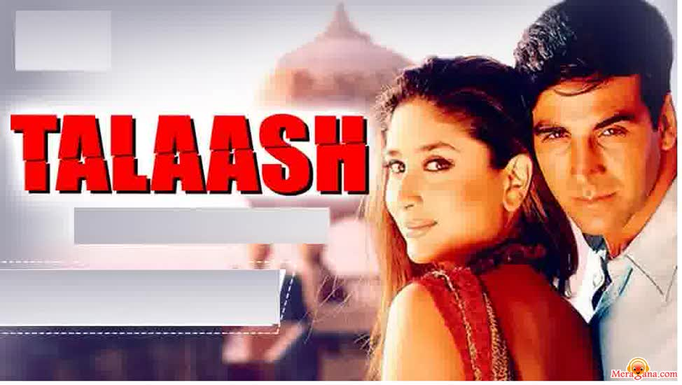 Poster of Talaash (2003) - (Hindi Film)