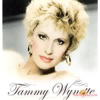 Poster of Tammy Wynette - (English)