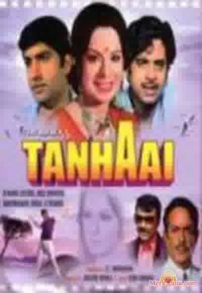 Poster of Tanhaai+(1972)+-+(Hindi+Film)