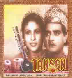 Poster of Tansen (1943) - (Hindi Film)
