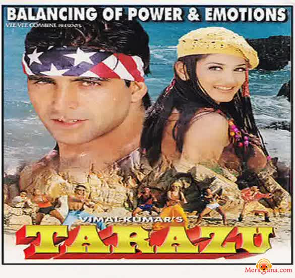 Poster of Tarazu (1997) - (Hindi Film)