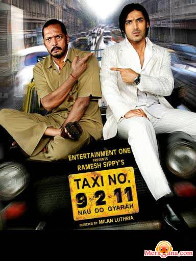 Poster of Taxi No 9211 (2006) - (Hindi Film)