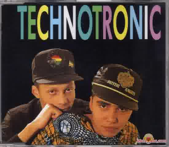 Poster of Technotronic - (English)