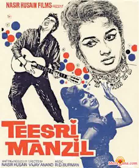 Poster of Teesri Manzil (1966) - (Hindi Film)