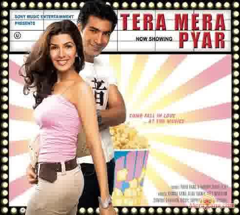Poster of Tera Mera Pyar (2004) - (Hindi Film)