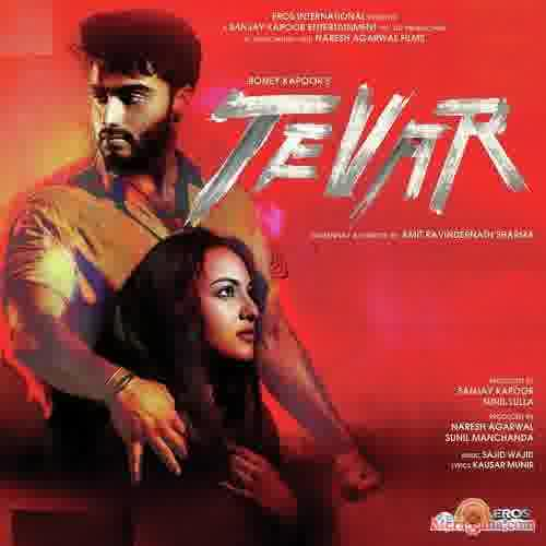 Poster of Tevar (2015) - (Hindi Film)