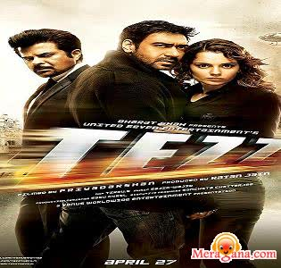 Poster of Tezz (2012) - (Hindi Film)