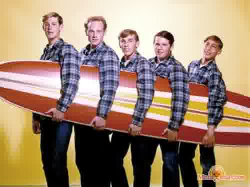 Poster of The Beach Boys - (English)
