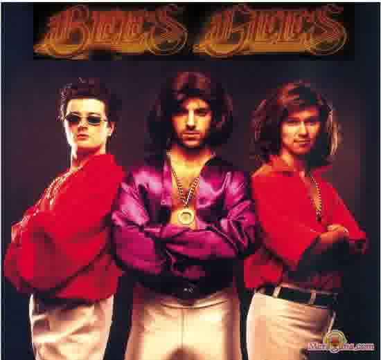 Poster of The Bee Gees - (English)