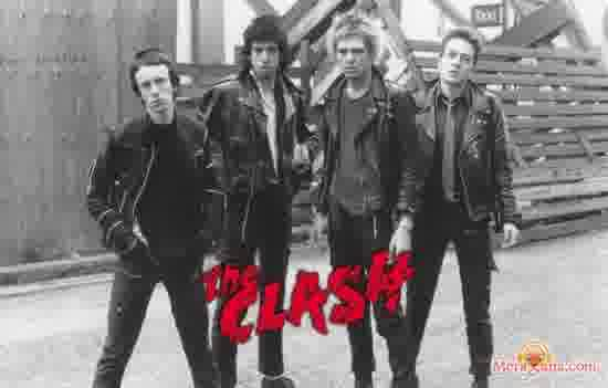 Poster of The Clash - (English)