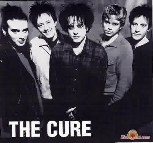 Poster of The Cure - (English)