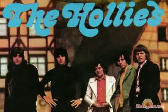 Poster of The Hollies - (English)