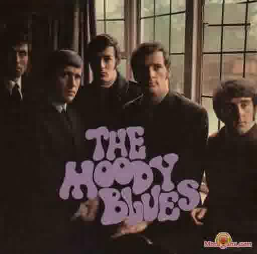 Poster of The Moody Blues - (English)