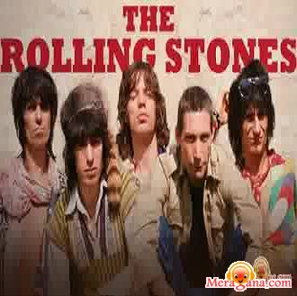 Poster of The Rolling Stones - (English)