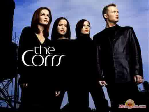 Poster of The+Corrs+-+(English)