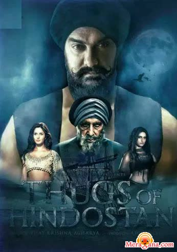 Poster of Thugs Of Hindostan (2018)