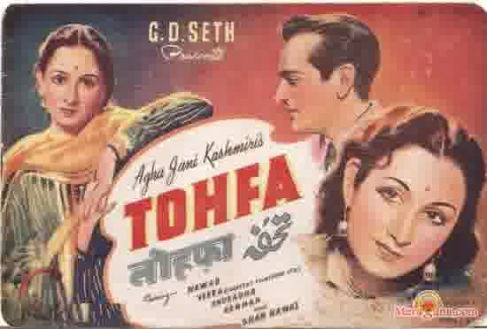Poster of Tohfa (1947)