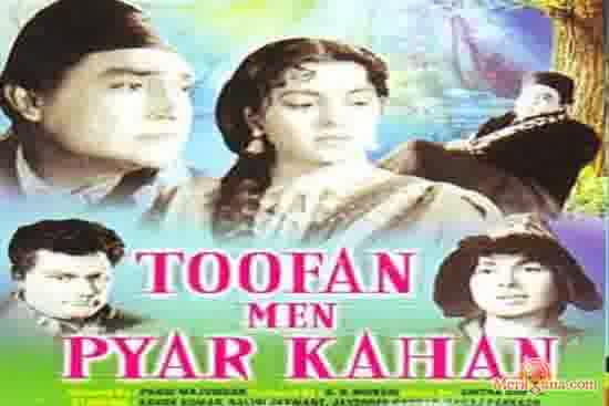 Poster of Toofan Mein Pyaar Kahan (1966) - (Hindi Film)