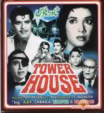 Poster of Tower House (1962)