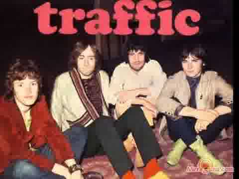 Poster of Traffic - (English)