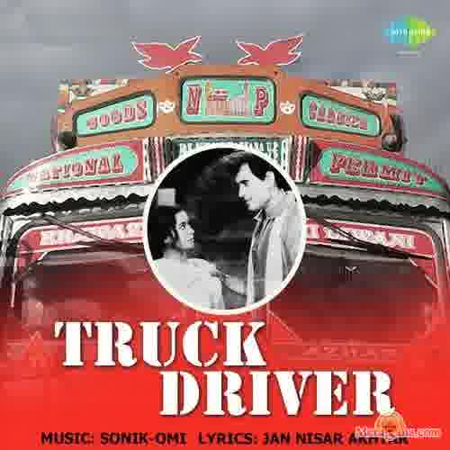 Poster of Truck Driver (1970) - (Hindi Film)
