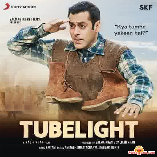 Poster of Tubelight (2017)