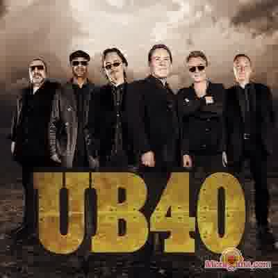 Poster of UB40 - (English)