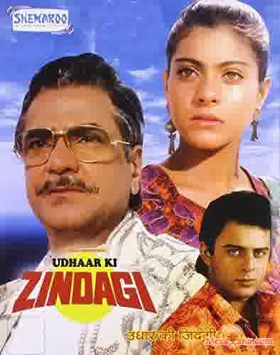 Poster of Udhaar Ki Zindagi (1994) - (Hindi Film)