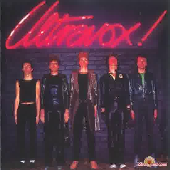 Poster of Ultravox - (English)