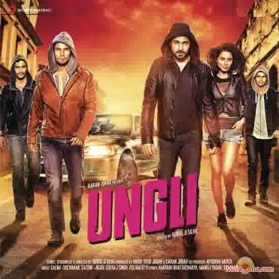 Poster of Ungli (2014) - (Hindi Film)