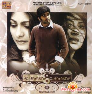 Poster of Unnale Unnale (2007) - (Tamil)