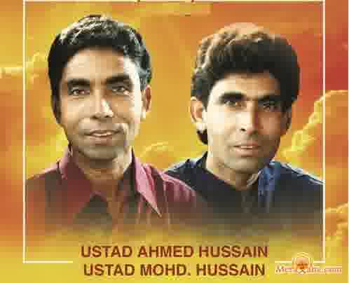 Poster of Ustad Ahmed Hussain & Mohd Hussain