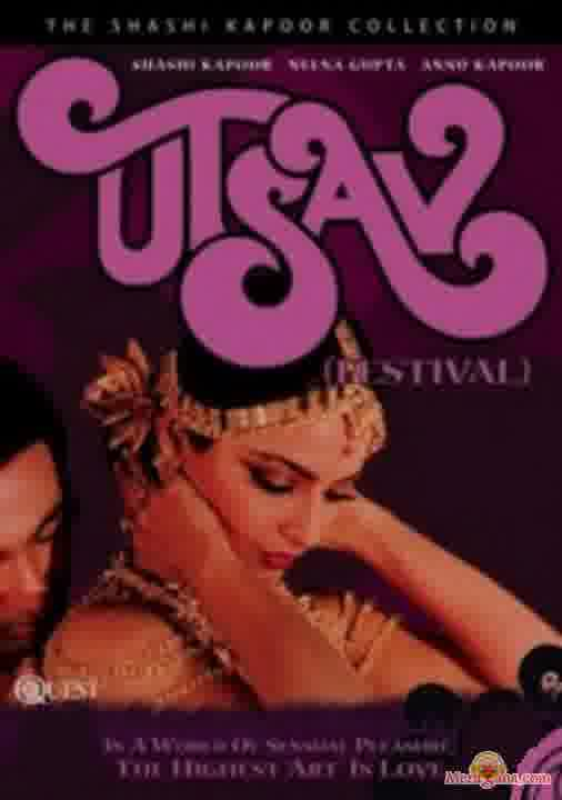 Poster of Utsav (1984) - (Hindi Film)