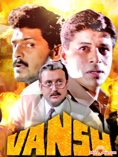 Poster of Vansh (1992) - (Hindi Film)
