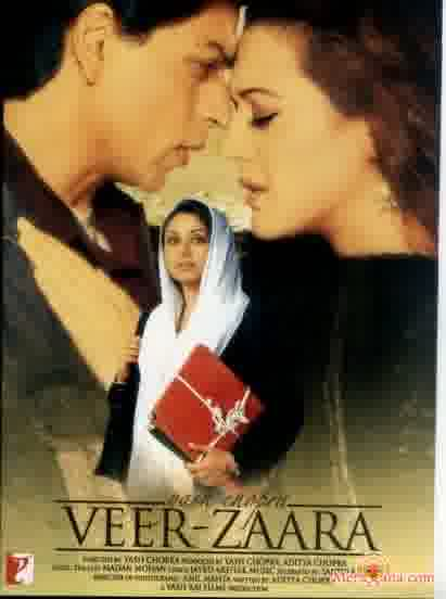Poster of Veer Zaara (2004) - (Hindi Film)