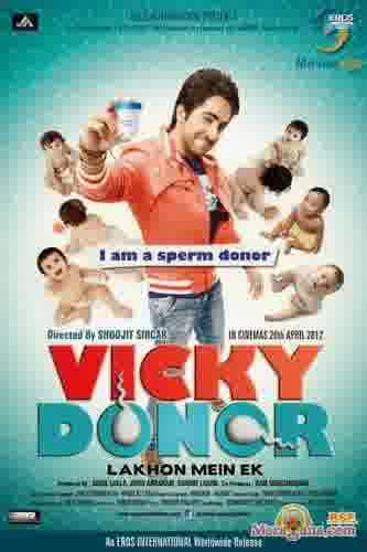 Poster of Vicky Donor (2012) - (Hindi Film)