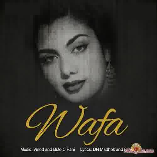Poster of Wafa (1950) - (Hindi Film)