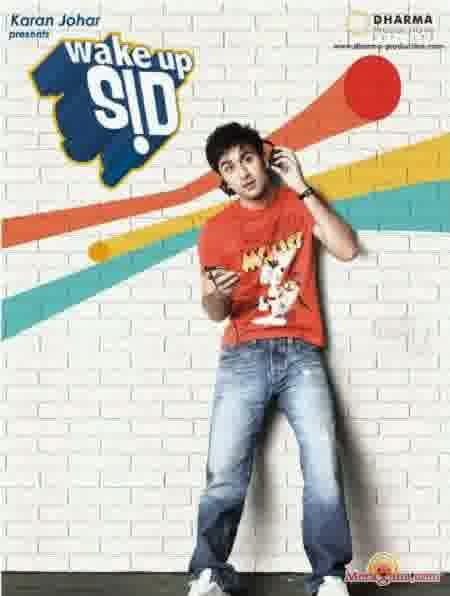 Poster of Wake Up Sid (2009) - (Hindi Film)